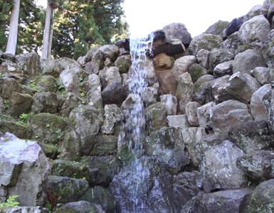 旧関山宝蔵院庭園
